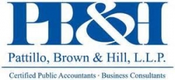 Pattillo Brown & Hill LLP
